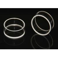Buy cheap QS-0731 Quartz Reflection Cups Bottom Thickness 1.25mm High Transmission from wholesalers