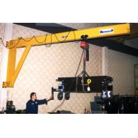 Cheap Precision Wall Mounted Jib Crane for Enclosed Building / Plant Room Maintenance for sale