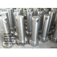 Cheap UNS N07090 / W.Nr. 2.4632 Nickel Based Alloys Good Formability And Weldability for sale