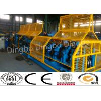 Casting Steel Plate Rolling Machine , K Span Roll Forming Machine Gardens Use Manufactures