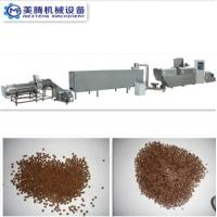 Cheap New Tech Full Automatic Dog Food Machinery Production Line manufacturing Plant for sale