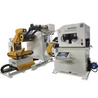 Cheap Sheet Metal Forming Plate Straightening Machine / Automatic Shearing Feeder for sale