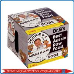 Creative Dog Food Cardboard Packaging Box