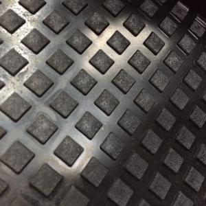 Cheap Flooring Rubber Car Matting for sale