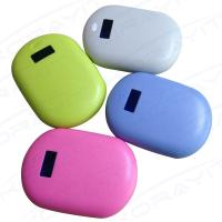 China Little Sea Turtle Plastic Portable Power Bank with LED Display 10400mAh,External Battery on sale