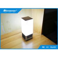 Cheap Touch LED Bluetooth Lamp Speaker With TF Card Slot , High Sensitivity for sale