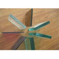 Cheap Safety Tempered PVB Laminated Glass 12mm 16mm Thickness For Construction for sale