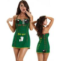 Cheap Adult Ladies Horror Zombie Sexy Girl Costumes , Fancy Dress Adult Halloween Costumes for sale