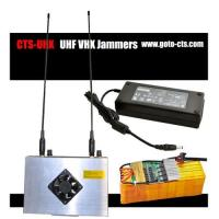 Cheap 24V CTS.UHX VHF jammer, UHF blocker, UHF & VHF Immobilizer with battery for sale