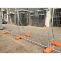 Cheap Galvanized temporary fence support stay / Temporary Barrier for sale