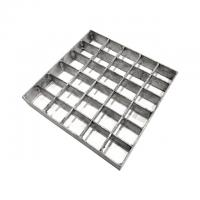 Cheap Press Locked Mild Steel Bar Grating for sale