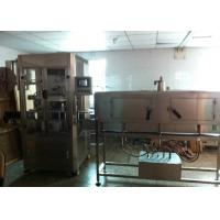 Cheap High Accuracy Automatic Bottle Labeling Machine , Label shrink tunnel Steam Generator for sale