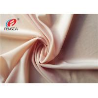 Cheap Soft Breathable Polyester Spandex Fabric For Underwear / Bikini Anti Microbial for sale