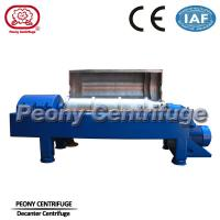 Full Automatic Decanter Centrifuges Drilling , Oilfield Decanter Centrifuge Solid Drum Manufactures