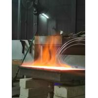 China ISO 9239-1 Fire Testing Equipment Gas - Fired Radiant Panel ASTM E970 on sale