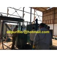 Cheap Engine Oil Decolorization System, Motor Oil Treatment Recycling Equipment, physical vacuum distillation for sale