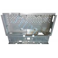 Buy cheap 1.2mm Metal Stamping Parts Sheet Metal Components For DVD Shell from wholesalers