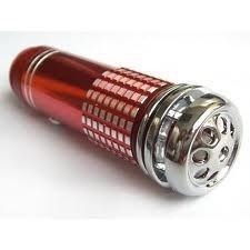 Cheap Dispel smoke effectively 0.8 W Car Air Purifier plug it into car cigarette lighter for sale