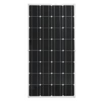 Cheap Mono 100 Watt Solar Panel , Polycrystalline PV Solar Panel For Home Use / Roof Cart for sale