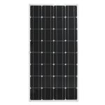 Cheap Mono 100 Watt Solar Panel , Polycrystalline RV Flexible solar panels PV Solar Panel For Home Use / Roof Cart for sale