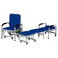 Cheap Medical Manual Foldable Hospital Recliner Chair Bed ALL Color Available for sale