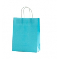 Cheap Silk Bowknot 120gsm Kraft Candy Bags for sale