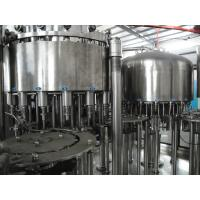 Cheap 4 In 1 Non Carbonated Juice Pulp Piston Filling  Machine for sale