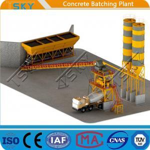 Cheap TSKY MS1000 Mixer 60m3/h HZS60 RMC Batching Plant for sale