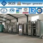 Cheap Energy Saving Homemade Liquid PSA Nitrogen Generator ISO9001 2008 for sale