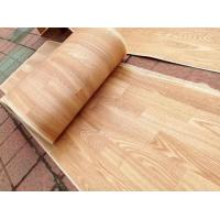 China Finger Joint Veneer with Kraft Paper Back for Furniture Usage on sale