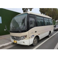 Cheap 2011 Year  Used Yutong Bus Model ZK6608 19 Seats Left Hand Drive Model ZK6608 No Accident 2 Axle for sale