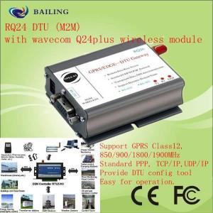 Cheap RQ26 EDGE/GPRS DTU Gateway for sale