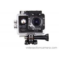 Waterproof 30fp Remote Action Camera H62 Sensor For Outdoor Sport