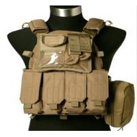 Cheap Outdoor Airsoft Bulletproof Paintball Tactical Vest / Body Armor Tactical Vest for sale