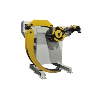 Cheap Integrated 3 In 1 Thin Aluminum Coil Correction Servo Feeder for sale