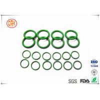 Green NBR O Ring With High Pressure And Oil Resistance For Machinary Manufactures