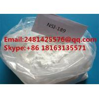 China NSI189 Raw Steroid Powders Nsi-189 Phosphate For Antidepressant CAS 1270138-41-4 on sale