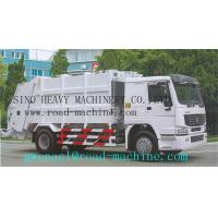 Cheap Recycling 4x2 Garbage Compactor Truck With 20 Mpa Hydraulic System ZZ5167M4611W for sale