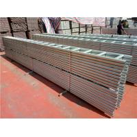 Cheap 4M 6M Q235 Scaffolding Ladder , Scaffold Access Stairs High Loading Capacity for sale