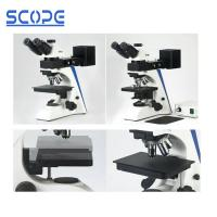 Cheap Industrial Upright Metallurgical Microscope LWD Infinity Plan Objective for sale