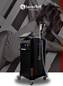 Cheap TUV CE OEM 1500W laser power hair removal diode Equipment Germany Alexandrite Laser 808nm 755nm 1064nm machine wit for sale