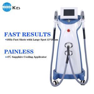 Cheap ODM Multifunction RF Ipl Skin Rejuvenation Machine for sale