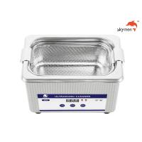 Cheap 0.8L Tank 60W ultrasonic Wave Cleaner 60 Mins For Coins Removing Dirt for sale
