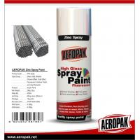 Cheap Cheap Price Multi-purpose 400ml Acrylic Shenzhen AEROPAK Cold Galvanizing Zinc Spray Paint for sale