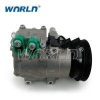 Cheap 12 volts Auto AC Compressor HS15 for HYUNDAI MATRIX ELANTRA F500-CD1AA02P for sale