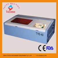 Stamp mini laser engraving machine TYE-40