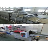 Cheap Fried Instant Noodle Processing Line Excellent Performance CE / ISO Certificate for sale