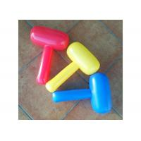 China Red PVC Inflatable Hammer Toy For Commercial 1 Year Warranty CE UL BV on sale