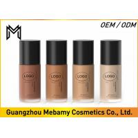 Cheap Flawless Liquid Mineral Foundation , Concealer Mineral Makeup Liquid Foundation  for sale