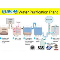 Professional Municipal Sewage Treatment Provider Blufloc CPAM Equivalent to Flopam FO4650VHM Manufactures